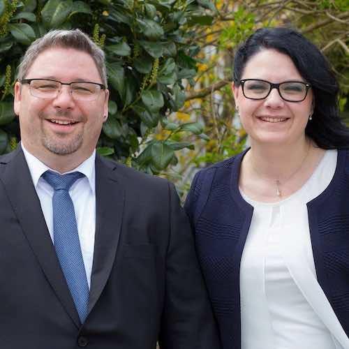 Janina und Josef Bader