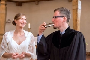 Theologen und Lebensfreude